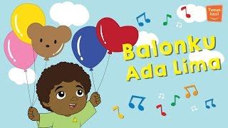 Lagu Anak Indonesia - Balonku Ada Lima - Teman kecil