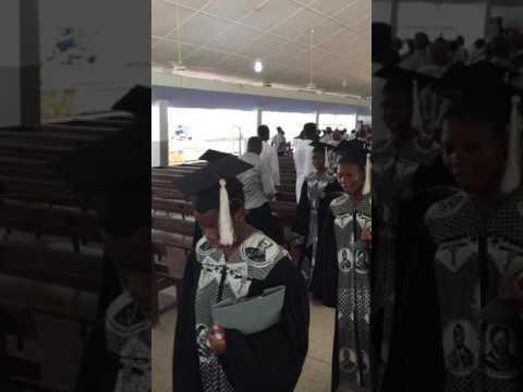 Achimota - From Gambaga to Accra