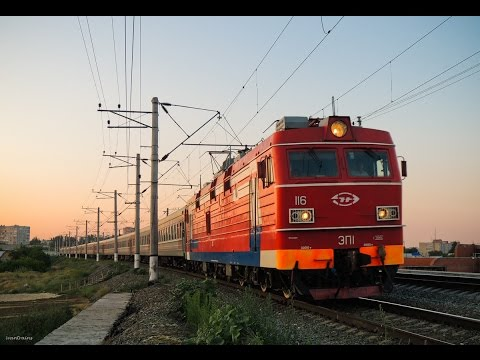Поезда Волгограда и Волжского 2015 / Trains Of Volgograd And Volzhskiy 2015