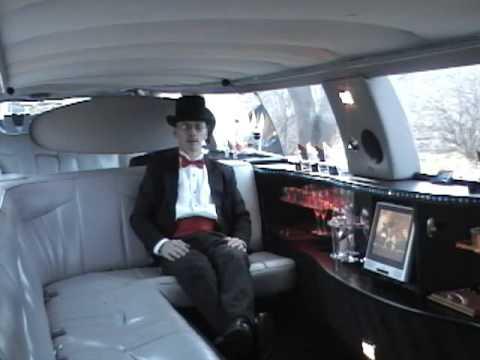 10 Passenger Lincoln Limousine Interior Youtube