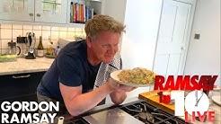 Gordon Ramsay Cooks Carbonara in Under 10 Minutes | Ramsay in 10