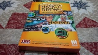 Unboxing: Nancy Drew Dossier: Resorting To Danger!
