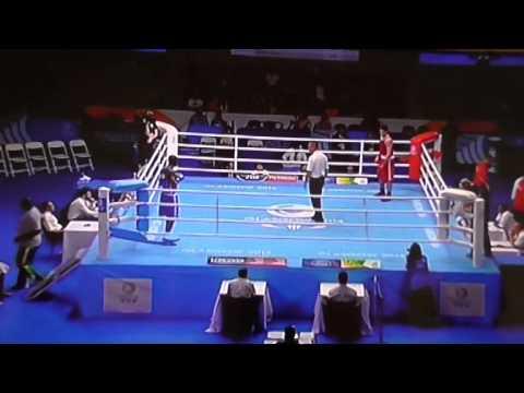 Commonwealth Games 2014, Team Sierra Leone 2nd Boxing