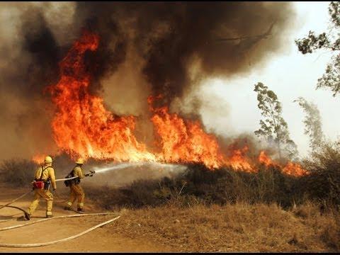 FIRE IN SAN DIEGO, CARLSBAD, SAN MARCOS May 14-15, 2014