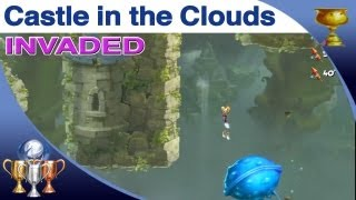 Rayman Legends - Castle in the Clouds - INVADED (Gold Medal) That Was Fast! Trophy [PS4 / Xbox One]