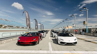 MILES OF SMILES ON THE ROAD TO RECOVERY!!! Kids Supercar Day.Kids r...