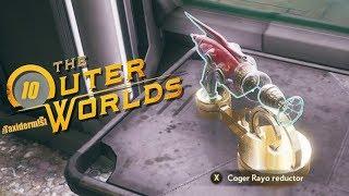 Pulsando el botón prohibido en el momento equivocado   The Outer Worlds w/ Taxi