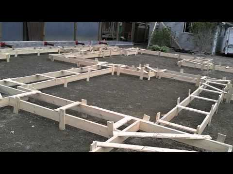 BUILDING A HOUSE - START TO FINISH