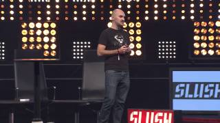 Slush 2014 - From Disney to Indie: Embracing community and open development | Black Stage #slush14