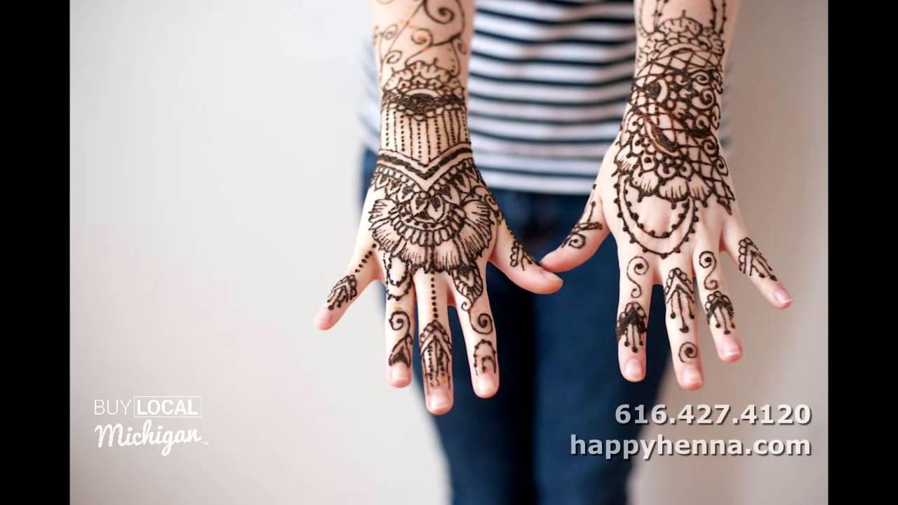 Henna tattoos grand rapids michigan youtube for Tattoo removal grand rapids mi