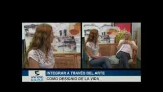 Andino y el pais - Entrevista a Nora Giordano