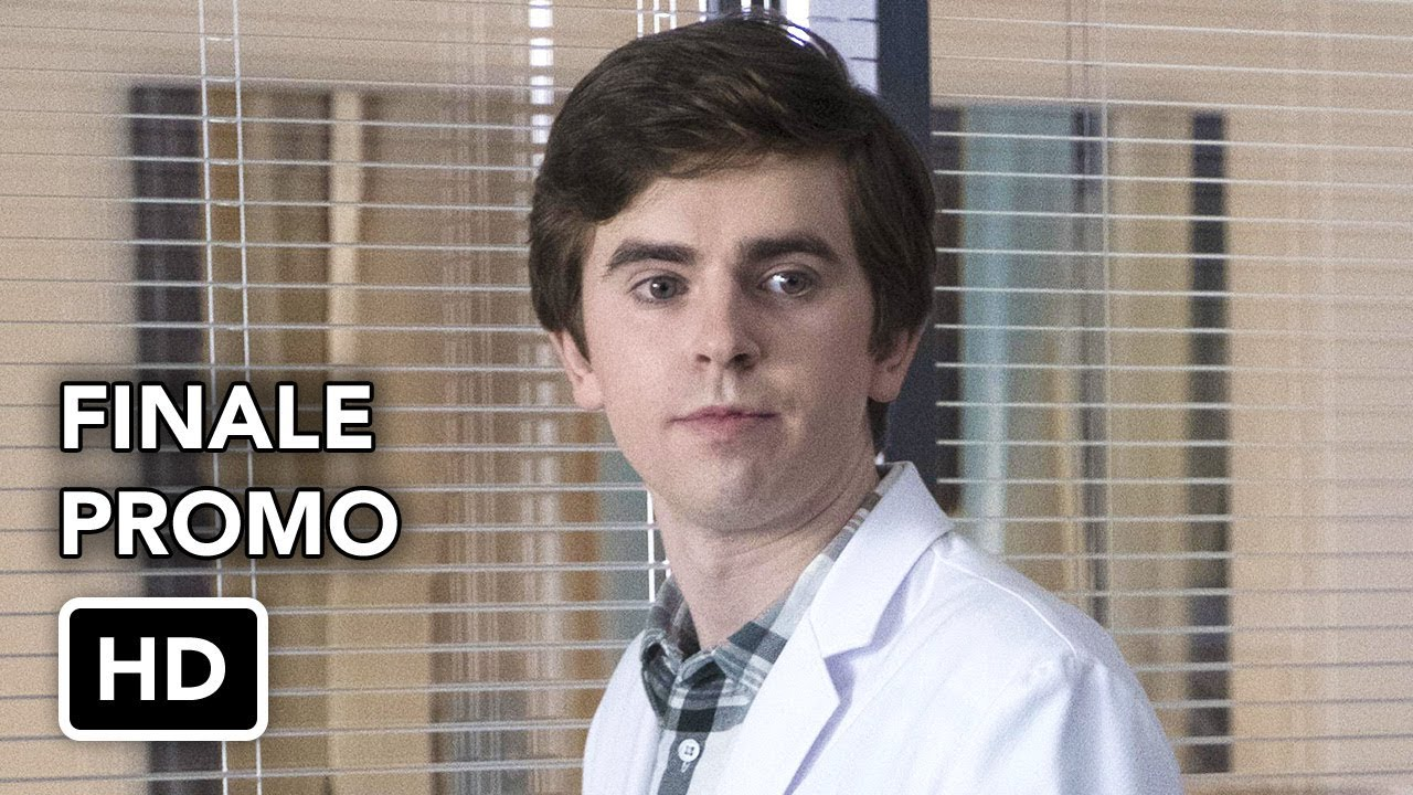 """Download The Good Doctor 1x18 Promo """"More"""" (HD) Season Finale"""