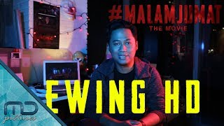 MD Interview - Debut Film Ewing HD