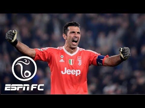 Is Juventus' retiring legend Gianluigi Buffon the greatest goalkeeper of all time? | ESPN FC