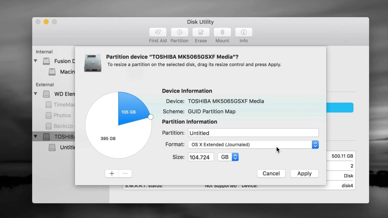 Gebruiksaanwijzing western digital my passport for mac