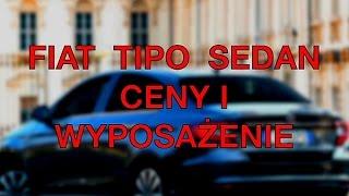 Fiat Tipo sedan ceny