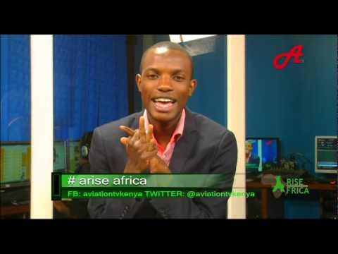 Arise Africa Show  2nd September  2014 on ATV Kenya