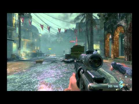 Call Of Duty 7 Black Ops Campaign Gameplay (1080p) (GTX 460)