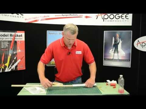 Making and Installing An Apogee Ejection Charge Baffle