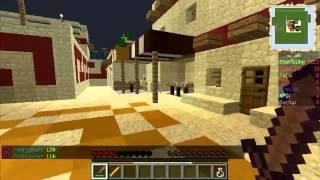 Minecraft-MiniGame-Villager Defence: Nie umierajcie!!!