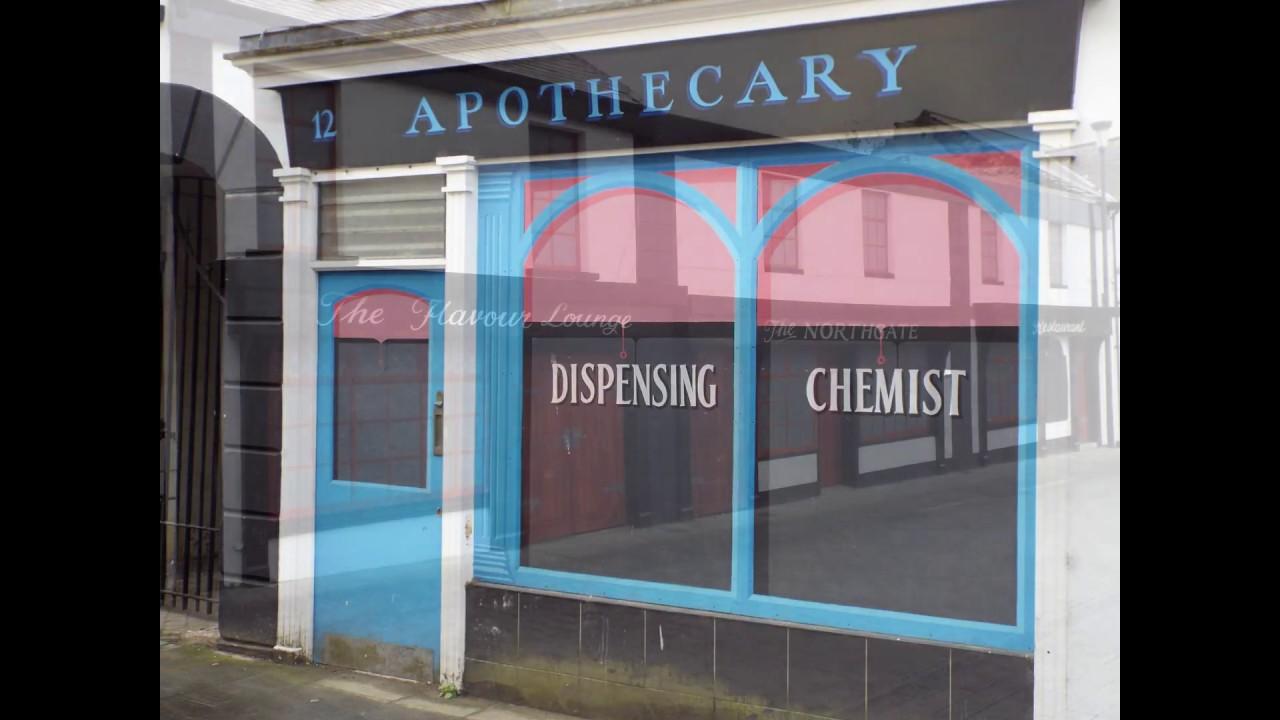 Carrickfergus Ghost town