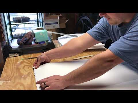 Creating a Deckled Edge for Printmaking