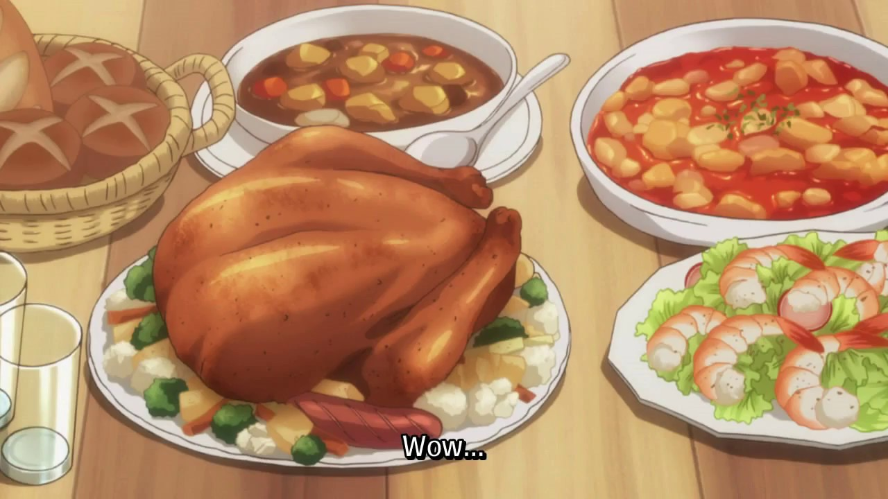 Top 10 best cooking food anime of all time