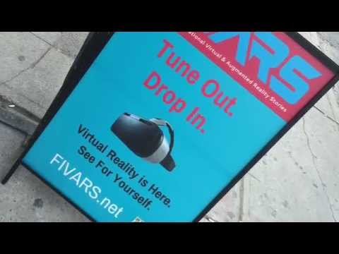 FIVARS - Festival of International Virtual and Augmented Reality Stories