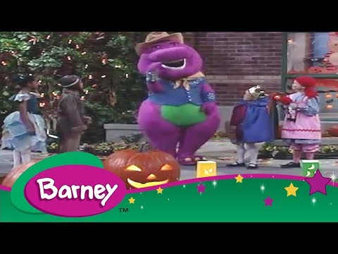Barney 🎃 Let's Make This The Happiest Halloween 👻