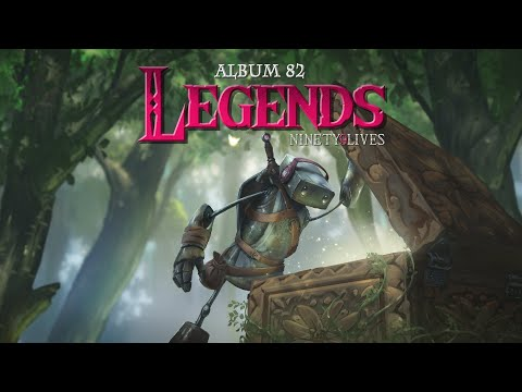 Legends (Album Mix)   Ninety9Lives Release