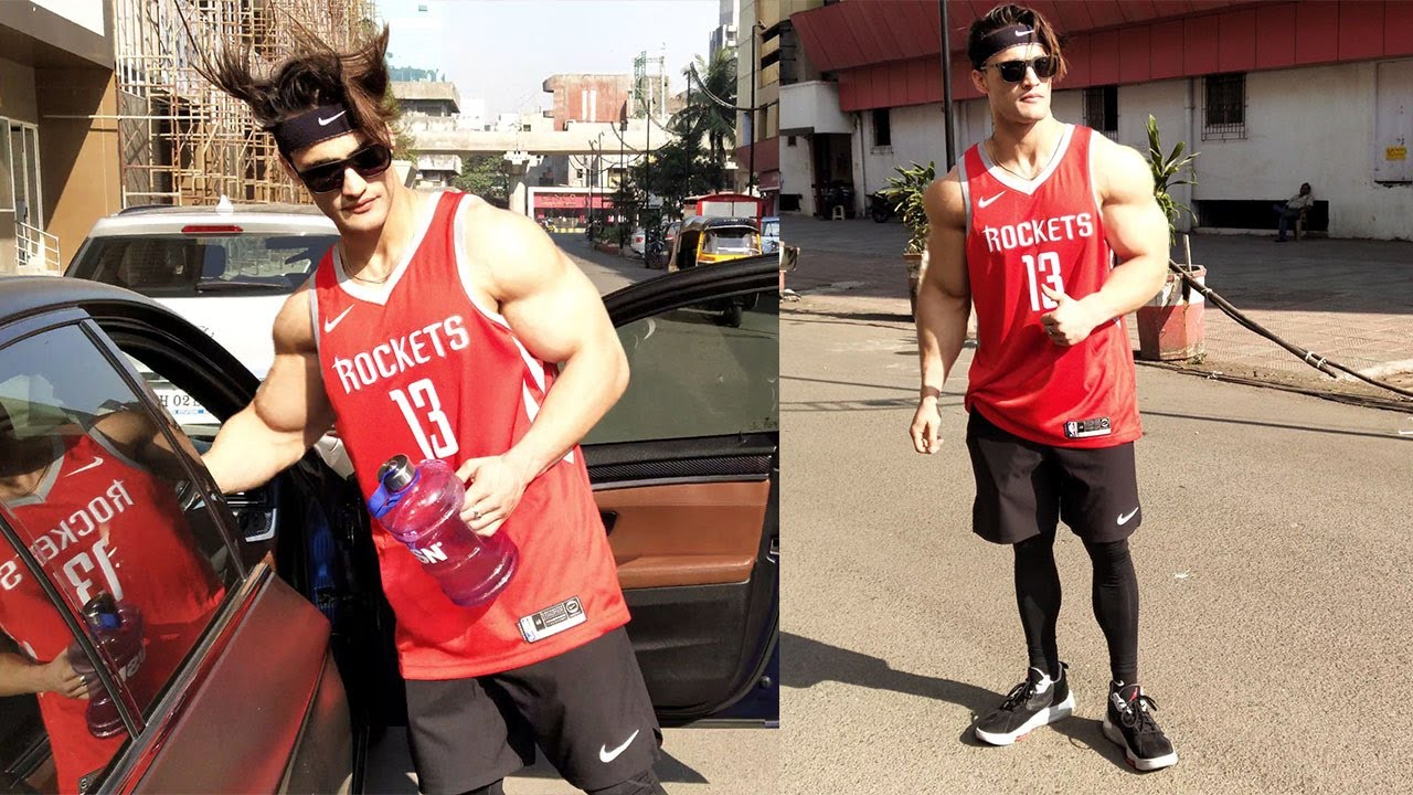 Asim Riaz Spectacular Fit Body After New Gym Workout For His Amaazing Physique