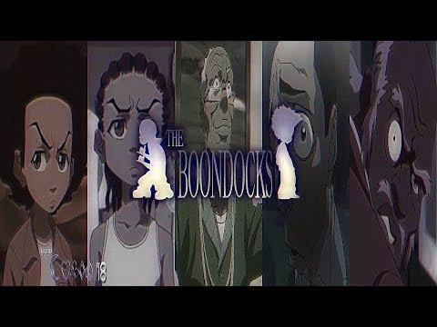 If The Boondocks came out in I99I