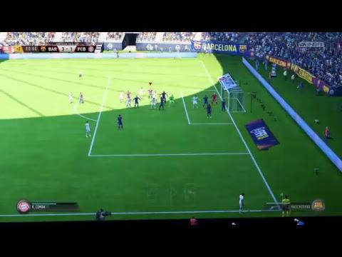 Barcelona career mode #1 Fifa18