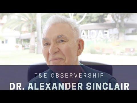 TransHealth Initiative invites Dr. Alexander Sinclair