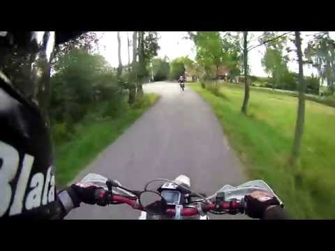 Blata 125 BXE Special - Live Test Ride