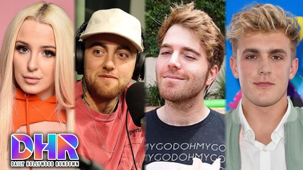 Tana Mongeau SLAMMED For Mac Miller Post! - Shane Dawson Reveals NEW Jake Paul Teaser! (Weekly DHR)
