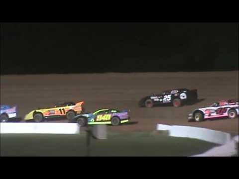 Brett McDonald Feature Lernerville Speedway 6/16/17