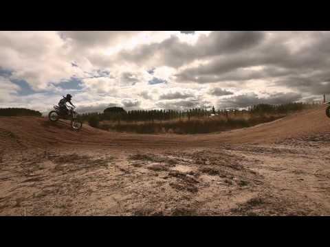 2014 Backflips Clothing New Zealand Motocross Nationals Round 2
