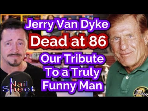 Jerry Van Dyke Dead at 86 – Our Tribute