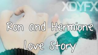 Ron and Hermione ♡ Love Story ♡ episode 5 (story in DB)