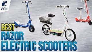 7 Best Razor Electric Scooters 2018