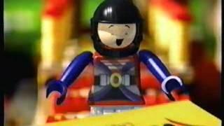1999 Juicy Fruit Gum Commercial: Lego Men thumbnail