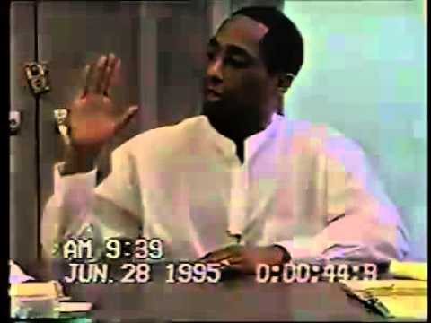 Tupac interrogation- Rap is poetry