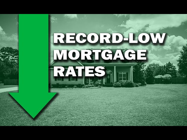 Lowest Mortgage Rates Ever In Parker Colorado With Brian Chandler