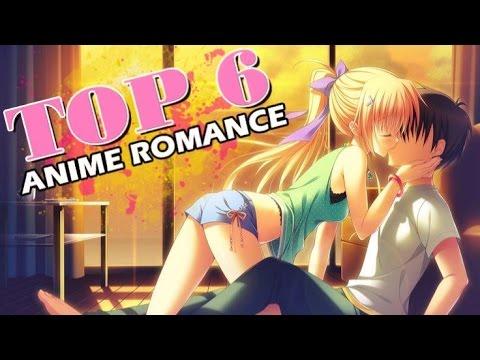 TOP 6: ANIMES DE ROMANCE MAS ROMÁNTICOS!