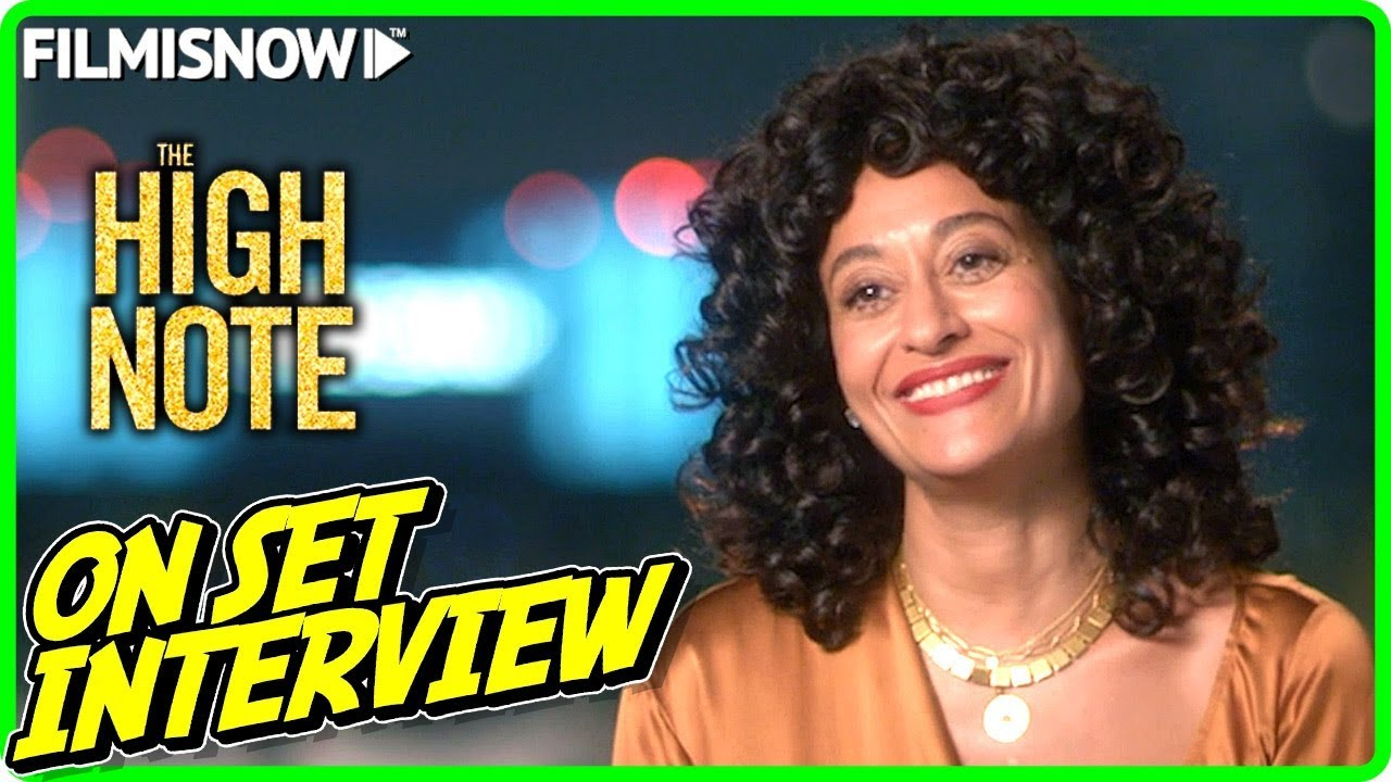 THE HIGH NOTE | Tracee Ellis Ross