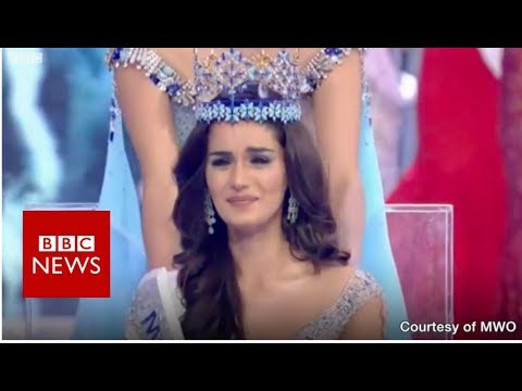 India's campaigning Miss World - BBC News