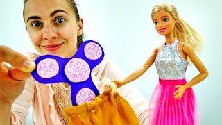Шьем чехол для СПИННЕРА Барби. Поделки своими руками thumbnail