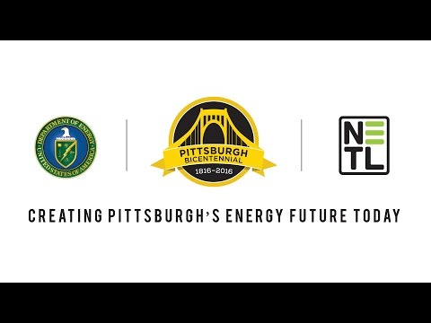 DOE/NETL-City of Pittsburgh MOU – Stakeholder Video