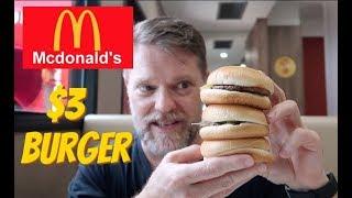 How To Make A McDonalds MIllionaire Burger - Greg's Kitchen